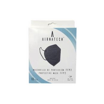 Pack mascarillas Airnatech FFP2 negra