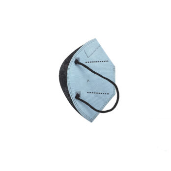 Pack 5 unidades Mascarilla 20 lavados Azul Celeste