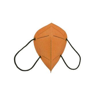 Pack 5 unidades Mascarilla 20 lavados Naranja