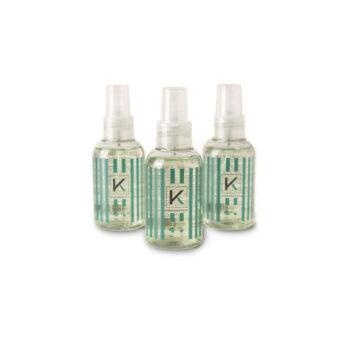 Pack 3 o 6 uds. Spray hidroalcohólico de manos con aroma lima fresh